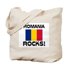 Romania Rocks! Tote Bag