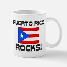 Puerto Rico Rocks! Mug