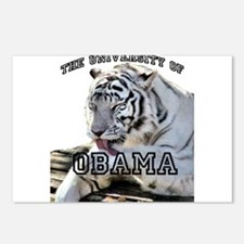 The University of Obama Zoolo Postcards (Package o