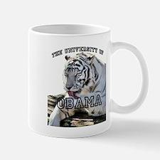 The University of Obama Zoolo Mug