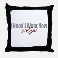 SX Urban-By Ego-I Need! Throw Pillow