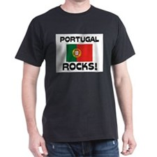 Portugal Rocks! T-Shirt
