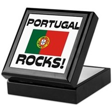 Portugal Rocks! Keepsake Box