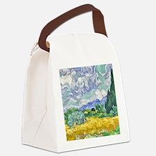 Unique Vincent Canvas Lunch Bag