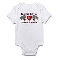 Weimaraner Gifts, Clothes and Infant Bodysuit