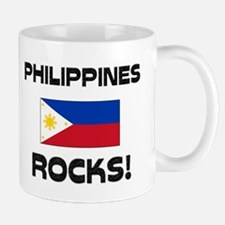 Philippines Rocks! Mug