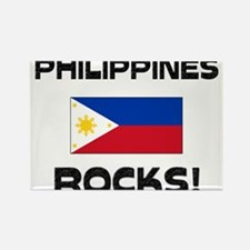 Philippines Rocks! Rectangle Magnet