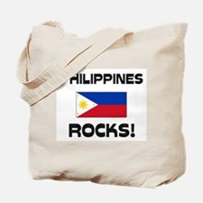 Philippines Rocks! Tote Bag