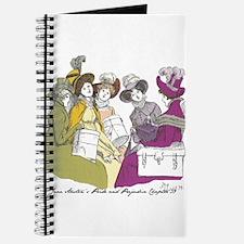 Pride & Prejudice Ch 39 Journal