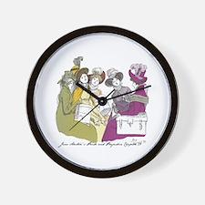 Pride & Prejudice Ch 39 Wall Clock