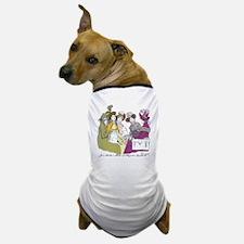 Pride & Prejudice Ch 39 Dog T-Shirt