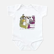 Pride & Prejudice Ch 39 Infant Bodysuit