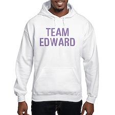 Team Edward (Light Purple) Hoodie