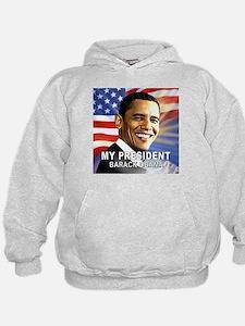 My President (Flag) Hoodie