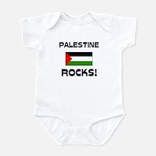 Palestine Rocks! Infant Bodysuit