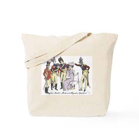 Pride & Prejudice Ch 41 Tote Bag