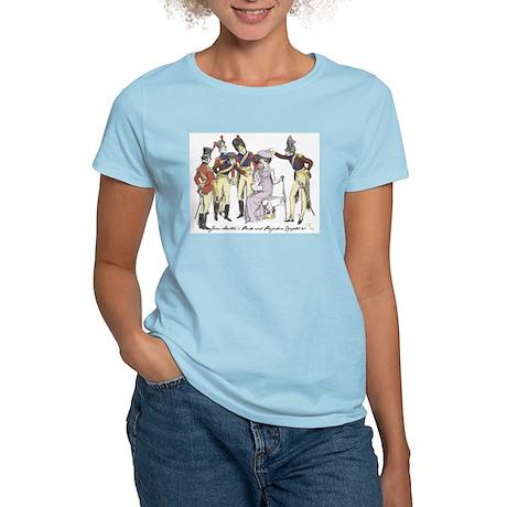 Pride & Prejudice Ch 41 Women's Light T-Shirt