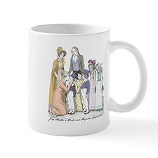 Pride & Prejudice Ch 42 Mug