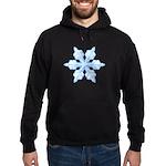 Flurry Snowflake VI Hoodie (dark)