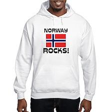 Norway Rocks! Hoodie