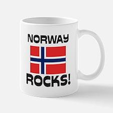 Norway Rocks! Mug