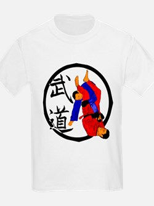 Budo Jiu Jitsu Kids T-Shirt