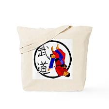 Budo Jiu Jitsu Tote Bag