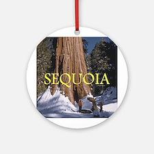 ABH Sequoia Ornament (Round)