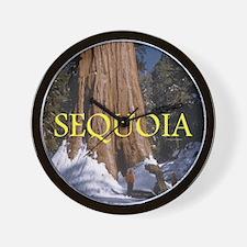 ABH Sequoia Wall Clock