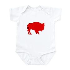 Red Buffalo Infant Bodysuit