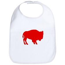 Red Buffalo Bib