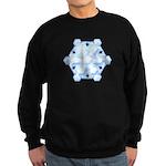Flurry Snowflake VIII Sweatshirt (dark)
