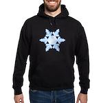 Flurry Snowflake X Hoodie (dark)