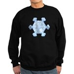 Flurry Snowflake XI Sweatshirt (dark)