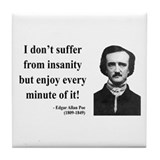 Edgar allan poe Drink Coasters