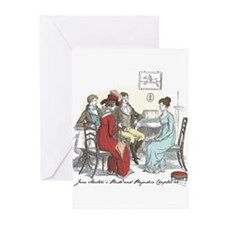 Pride & Prejudice Ch 44 Greeting Cards (Pk of 10)
