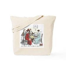 Pride & Prejudice Ch 44 Tote Bag