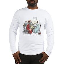 Pride & Prejudice Ch 44 Long Sleeve T-Shirt
