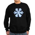 Flurry Snowflake XIII Sweatshirt (dark)