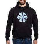 Flurry Snowflake XIII Hoodie (dark)