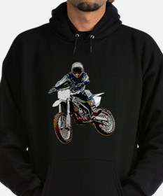Playing in the dirt Hoodie