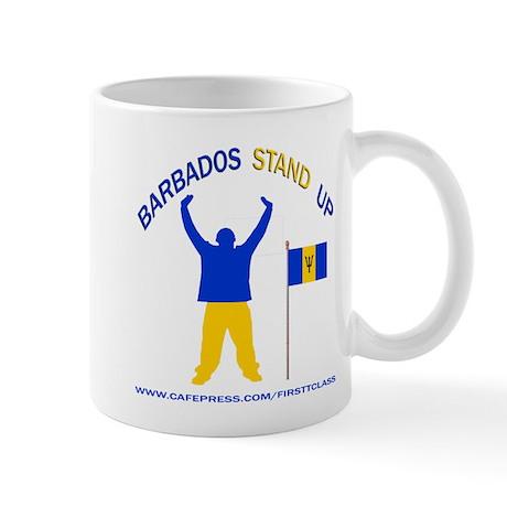 REP BARBADOS Mug