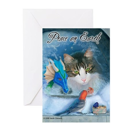 Magnus & Loki Greeting Cards (Pk of 20)