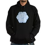 Flurry Snowflake XVI Hoodie (dark)