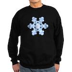 Flurry Snowflake XVII Sweatshirt (dark)