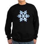 Flurry Snowflake XVIII Sweatshirt (dark)