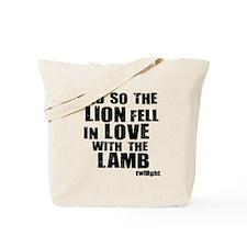 Twilight Movie Quote Tote Bag
