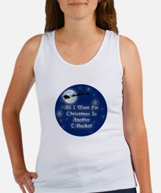 Another T-Bucket Christmas Women's Tank Top