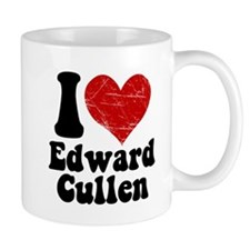 I Love Edward Cullen Mug