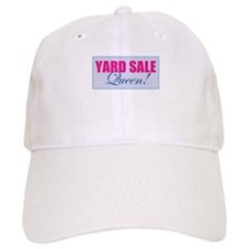 YARD SALE QUEEN Baseball Cap